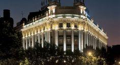 Hotel NH Nacional en Madrid España.