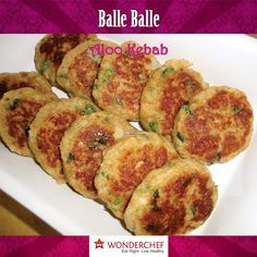 Yummy And Quick Kebabs Apt For An Evening Snack By Chef Sanjeev Kapoor Use Wonderchef S Pizza Pan For Better Results