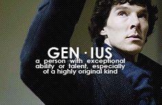 how might one define Sherlock Holmes?