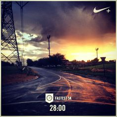 Fastest 1K and fastest 5k on today's run! :)... | Nike Plus Running