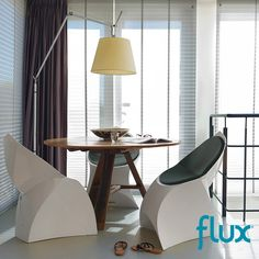 The Flux Chair looks like a giant envelope but turns into a designer chair. #flux http://www.allmodernoutlet.com/flux-chair/