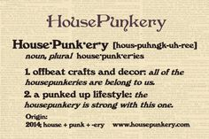 You might be a HousePunk if. Household Items, Rainbow Colors, Geek Stuff, The Originals, Retro, Crafts, Inspiration, Geek Things, Biblical Inspiration