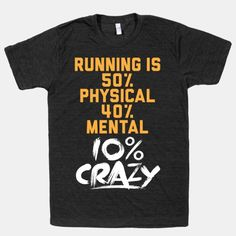 Running Is Crazy #running #fitness #workout