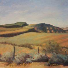 oil on panel, plein air in Southern Utah out near Ivins By Susan Grove Art Work, Utah, Southern, Oil, Fine Art, Painting, Artwork, Work Of Art, Painting Art