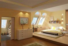 Good bedroom lighting