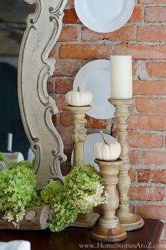 Pretty Pumpkins - Ivory House Creative