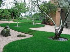 The front yard is typically the first thing that people see when they visit a…