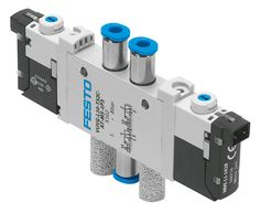 Learn how to recognize the valve without going online to check! How to read the markings on a pneumatic solenoid control valve? How to read the schematics? Control Valves, Machine Design, Cnc Machine, Save Energy, Music Instruments, Diy Projects, Technology, Garage, Canada
