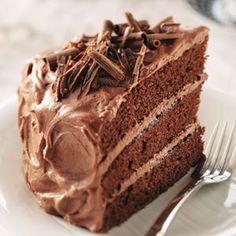 Best Chocolate Cake Recipe (damon's 3rd birthday cake)