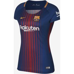 2017 18 FC Barcelona Stadium Home Women s Soccer Jersey. Nike.com ( 90 e25434679