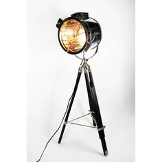 Hollywood Tripod Floor Lamp now featured on Fab... Someone give me 500 bucks so i can buy this please!?