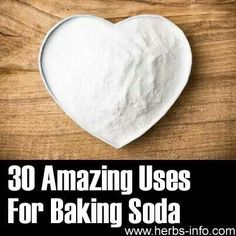 Make toothpaste You can combine baking soda with 3 percent hydrogen peroxide solution to create a non-fluoride toothpaste. 2. Facial scrub Instead of going to an expensive spa, make your own facial scrub! Make a paste of 3 parts baking soda to 1 part water. Rub in a gentle circular motion to exfoliate the skin. Rinse clean. This is gentle enough for daily use. 3..