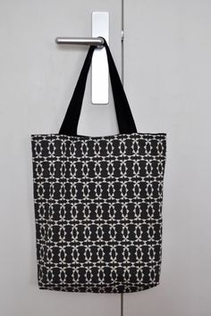 DIY: Le tote bag réversible. Couture, DIY, Free Sewing Pattern, How to, La mode, Les tutos FunkySunday, Patron de couture gratuit, SewinG, style