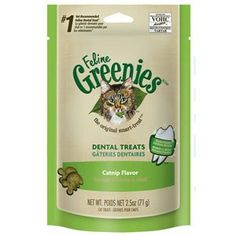 Feline Greenies Catnip Flavor Dental Cat Treats -Chicken-2.5 oz,(pack of 2) *** Continue to the product at the image link. (This is an Amazon affiliate link)