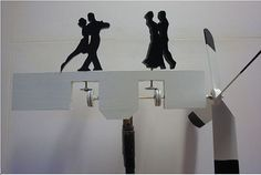 Hey, I found this really awesome Etsy listing at https://www.etsy.com/listing/258107366/the-dance-in-silhouette-whirligig-you