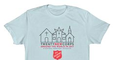 Beatrice 20 New Corps - 20 New Corps - A Central Territory Initiative. Vision  What if we could direct World Service giving to help Salvationists around the world to build corps building for...