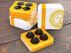 Auberge du Soleil Packaging