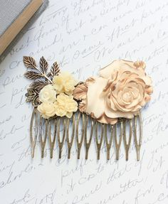 Bridal Hair Comb Wedding Accessory