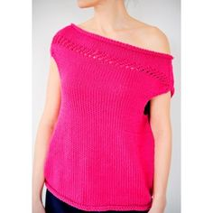 Raspberry blouse by Eblonko
