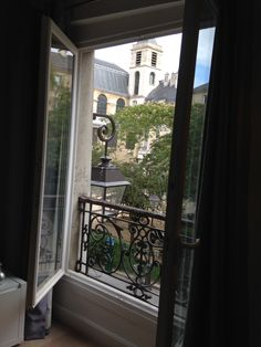 View from 'our' place in the rue des Blancs Manteaux. Add church bells, the happy buzz of the playground in the square and live opera to get the full effect. Paris, Provence, Playground, Opera, Live, Happy, Love, Children Playground, Montmartre Paris