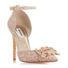 Dune Countess shoe