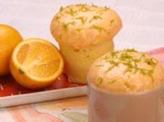 Receita de BOLO DE CANECA - Sabor Laranja - bolo. Caneca de 300ml que possa ser utilizada no microondas. Necessário untar com manteiga e farinha. Fonte: ...