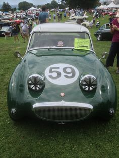Austin Healey Sprite 1959 Bugeye #PVGP
