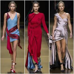Paris Couture Week Runway Recap | Atelier Versace