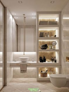 """Ideas apartment Ideas modern Kids Bathroom in the project """"Apartment in Sky Fort"""" by Ab-architects Bathroom Design Luxury, Modern Bathroom Decor, Bathroom Layout, Small Bathroom, Bathroom Ideas, Bathroom Storage, Small Elegant Bathroom, Apartment Bathroom Design, Modern Luxury Bathroom"""