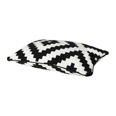 LAPPLJUNG RUTA Cushion cover IKEA Zipper makes the cover easy to remove for washing.