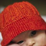 35 free knitted hat patterns for babies, toddlers and kids.