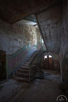 Heilstätten in Beelitz. Mehr Bilder unter: http://www.backlightphotography.de/heilstaetten-in-beelitz/