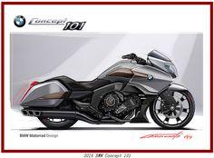 2016 BMW Concept 101