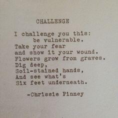 #14 Chrissie Pinney