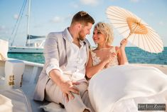 Belize Sailboat Wedding | Jose Luis Zapata Photography