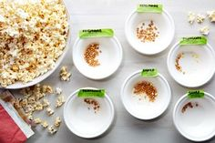 Microwave Myths- Popcorn / Photo by Chelsea Kyle, Food Styling by Tommy Werner
