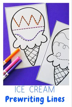 ICE CREAM CRAFT (krokotak)