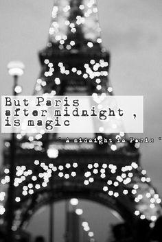 Paris Quotes A Midnight in Paris