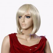 Miimart: Bob wigs for women synthtic wigs short wigs with bangs chinese hot hair wigs.