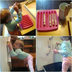 More Montessori Inspired Toddler Activities - Racheous - Lovable Learning