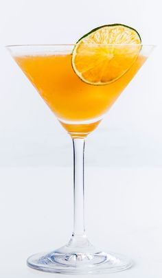 A grown-up cocktail for rum lovers.