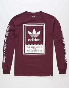 Adidas classic mens t-shirt adidas adidas hoodie mens, adidas long sleeve s Adidas Shirt, Adidas Hoodie Mens, Adidas Outfit, Adidas Men, Adidas Brand, Adidas Logo, Herren T Shirt, Mode Outfits, Swagg