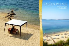 Small Luxury Hotels of the World: Eagles Palace Halkidiki Greece  http://www.eaglespalace.gr/