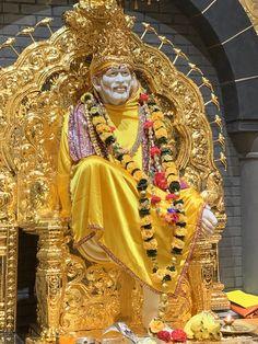 Sai Baba Hd Wallpaper, Sai Baba Wallpapers, Lord Vishnu Wallpapers, Krishna Hindu, Durga Maa, Hare Krishna, Sai Baba Pictures, Sai Baba Photos, Ashok Kumar