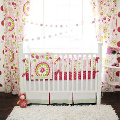 Strawberry Fields Baby Bedding