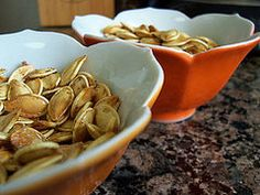 Save the Guts: Roast Your Pumpkin Seeds