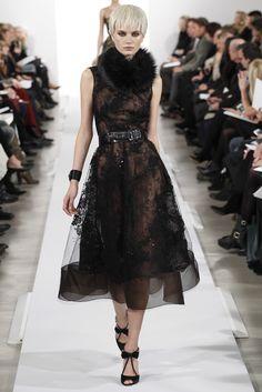 Sfilata Oscar de la Renta New York - Collezioni Autunno Inverno 2014-15 - Vogue
