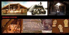 Le popolazioni della cultura Fremont, che vissero tra il 700 e il 1300 d.C. nello Utah, Idaho, Colorado e Nevada, svilupparono una cultura affine alle prime fasi di quella Anasazi. Vivevano di caccia, raccolta e di una limitata agricoltura (mais e legumi). Abitavano in costruzioni parzialmente interrate con il tetto sostenuto da pali e ricoperto di arbusti, oppure in capanne o in rifugi sottoroccia. Lasciarono numerose pitture e le incisioni rupestri sulle pareti dei canyon.