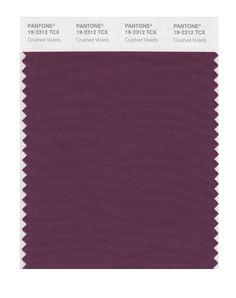 PANTONE SMART 19-2311X Color Swatch Card, Eggplant - Amazon.com