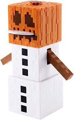 Minecraft Series 2 Snow Golem Action Figure Mattel